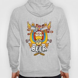 The Country of Beer! Hoody