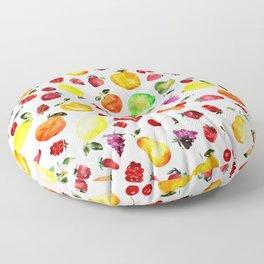 Tutti-frutti Floor Pillow