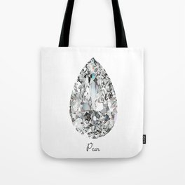 Pear Tote Bag