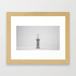 STILL LIFE - 5 Framed Art Print