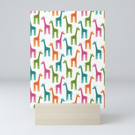 Giraffes Mini Art Print