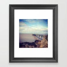 Clevedon Framed Art Print