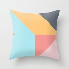 Geometric Pattern VII Throw Pillow