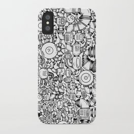 Contraptions 1 iPhone Case