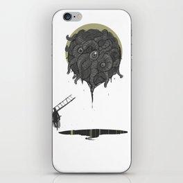 A Leak In The Plumbing iPhone Skin