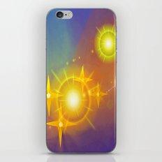 Pleiades iPhone & iPod Skin