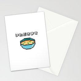 itadakimasu!! Stationery Cards