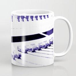Mixing Console Coffee Mug