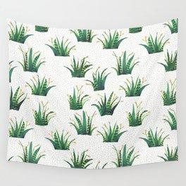 Field of Aloe Wall Tapestry