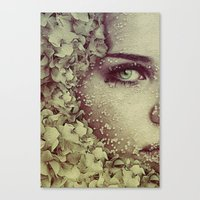 renaissance Canvas Prints featuring Renaissance by Naim K