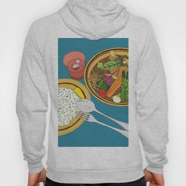 Yummy Soup Curry Hoody