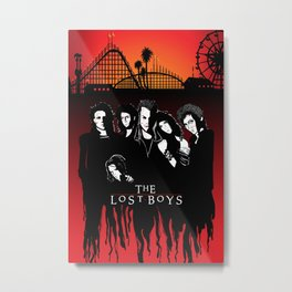 The Lost Boys Metal Print