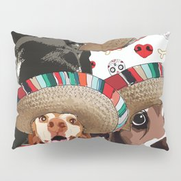 Cinco de Pup Pillow Sham