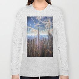 New York City View Long Sleeve T-shirt