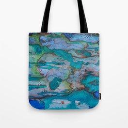 Universal Consciousness Tote Bag