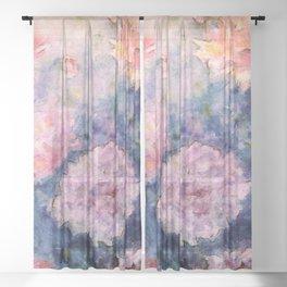 Dreams of Love Sheer Curtain