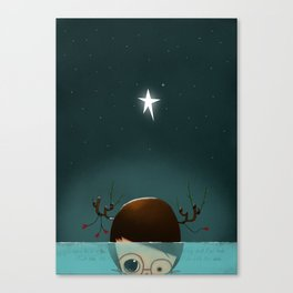 ...Under the Sea... Canvas Print