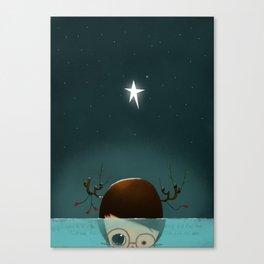 ...Under the Sea... Canvas Print