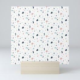 Terrazzo Pastel Mini Art Print
