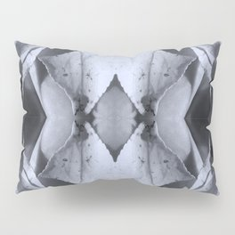 Hand Leaf Mandala Pillow Sham