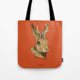 The Jackalope Tote Bag