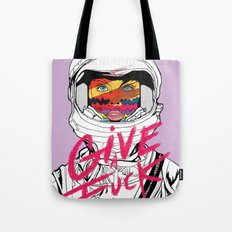 Give a Fuck Tote Bag