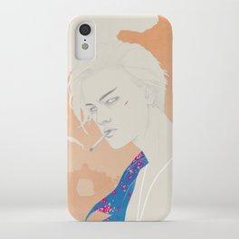 I Defy You Stars iPhone Case