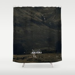 Glen Coe II / Scotland Shower Curtain