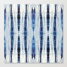 Nori Blue Canvas Print