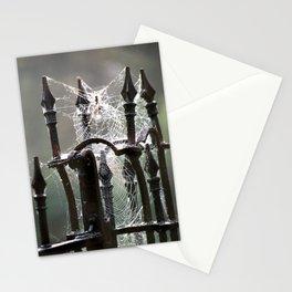"""Tangled Webs"" jjhelene design Stationery Cards"
