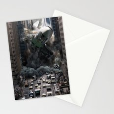 Last Flight Home  Stationery Cards