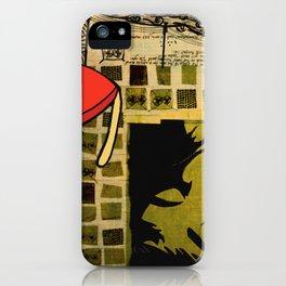 """everywhere"" iPhone Case"
