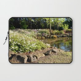 Muscogee (Creek) Nation - Honor Heights Park Azalea Festival, No.06 of 12 Laptop Sleeve