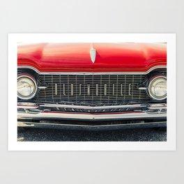 Oldsmobille Art Print