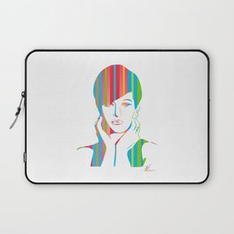 Barbra Streisand | Pop Art Laptop Sleeve