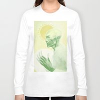 dragon age Long Sleeve T-shirts featuring Dragon Age: Solas by Couple Of Kooks