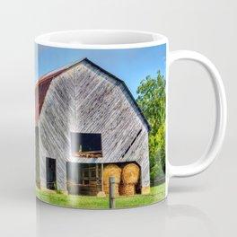Rural Barn Coffee Mug