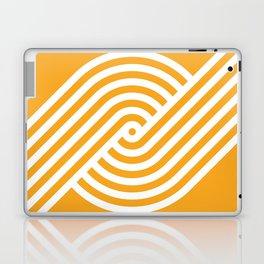 Incurve [Orange] Laptop & iPad Skin