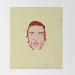 #8 Macklemore Throw Blanket