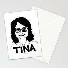 Tina Fey Stationery Cards