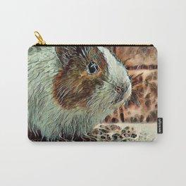 Toony Guinea Pig Carry-All Pouch