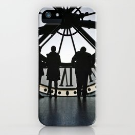 Orsay Horloge iPhone Case