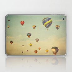 Floating in Space Laptop & iPad Skin