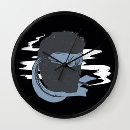 drible Wall Clock