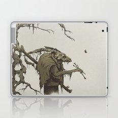 old bones Laptop & iPad Skin