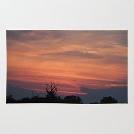 North Carolina Sunset Rug