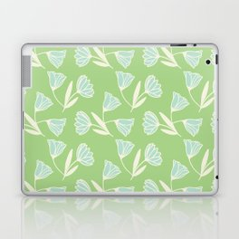 Flowers and wind Laptop & iPad Skin