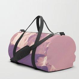 Pink Sherbet - Alaskan Mts. I Duffle Bag