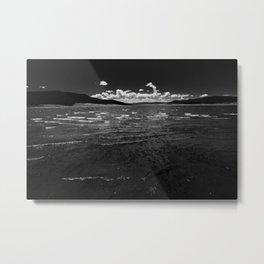 Black Waters Metal Print