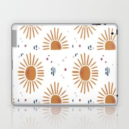 sunbursts Laptop & iPad Skin